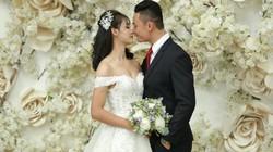 Cặp đôi bóng chuyền Việt Nam khoe ảnh cưới tuyệt đẹp