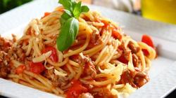 Cách làm spaghetti sốt thịt bằm đơn giản và ngon nhất