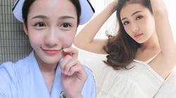 Nữ y tá đẹp nhất Thái Lan xé toạc hình ảnh ngây thơ, bất ngờ sexy gợi cảm
