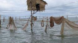 """""""Kỳ quan"""" đáy hàng khơi: Đóng cọc trên đất liền đã khó, huống gì giữa biển khơi"""