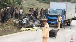 Vụ tai nạn 4 người chết ở Sơn La: Tài xế đã tử vong
