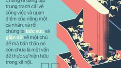 """Đừng dùng những từ ngữ xấu xí để """"bảo vệ sự trong sáng của tiếng Việt"""""""