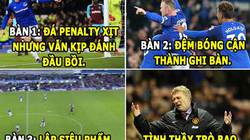 ẢNH CHẾ HÔM NAY (30.11): Rooney vùi dập thầy cũ, Salah gánh Liverpool