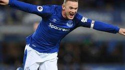 """Clip: Rooney """"cân"""" cả Everton bằng hat-trick tuyệt đỉnh"""