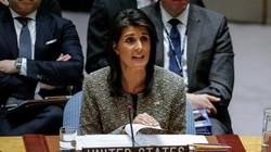 """Mỹ cảnh báo """"hủy diệt hoàn toàn"""" Triều Tiên nếu chiến tranh"""