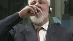 Thủ lĩnh quân sự Bosnia tự tử ngay trên sóng trực tiếp