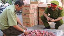 Lạng Sơn đề xuất cấm kinh doanh pháo hoa