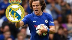 Chuyển nhượng bóng đá (1.12): Real chốt vụ David Luiz, M.U định giá Shaw