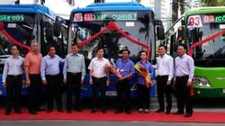 TP.HCM: Chính thức hoạt động 3 tuyến xe buýt điểm đầu tiên