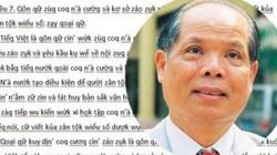 Không có chuyện thí điểm chữ viết 'Tiếq Việt' bậc đại học ở TP.HCM