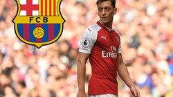 """Dùng """"độc chiêu"""", Barcelona qua mặt M.U vụ Ozil?"""