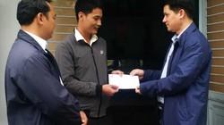 Hội NDVN tặng nhiều phần quà cho hội viên ND khắc phục bão số 12
