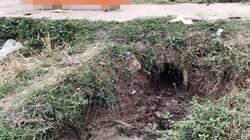 Bắt tình nhân của cô gái chết bí ẩn, xác bị nhét dưới cống ở Nam Định