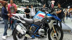 Mê mẩn BMW R 1200 GS Rallye giá hơn nửa tỳ đồng