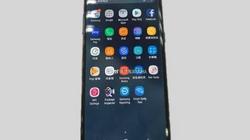 Xuất hiện ảnh Galaxy A8+ (2018) với thiết kế màn hình vô cực