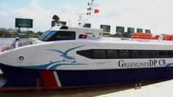 Giảm tải đường bộ TP.HCM - Vũng Tàu bằng tàu thủy