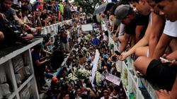 Diệt ma túy ở Philippines: Sốc với số trẻ em thiệt mạng