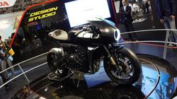 """Honda """"khoe"""" công nghệ trên CB4 Interceptor Concept"""