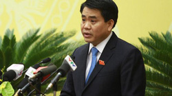 Chủ tịch Hà Nội không hài lòng về chất lượng vỉa hè được lát đá