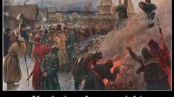 Những thiên tài thời Trung Cổ bị hành hình dã man