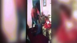 Ông bố Mỹ đánh đập, cạo đầu bé gái 14 tuổi gây phẫn nộ