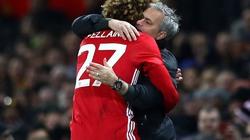 """Mourinho """"đánh bài liều"""" ở trận derby Manchester"""