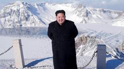 Triều Tiên nói Kim Jong-un có thể kiểm soát được thiên nhiên