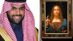 """Lộ diện người mua bức tranh """"Đấng Cứu thế"""" giá chục nghìn tỷ đồng"""