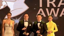 InterContinental Danang Sun Peninsula Resort làm nên điều chưa từng có trong lịch sử World Travel Awards