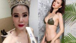 Hoa hậu Quý bà Hòa bình châu Á Dương Yến Ngọc nóng bỏng cỡ nào?