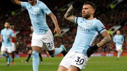 Hạ M.U, Man City san bằng kỷ lục của Arsenal