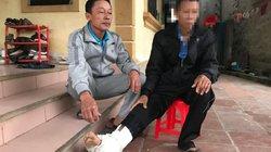 Vụ bố bị con trai đánh gãy xương sườn: Định mang xăng đốt bố?