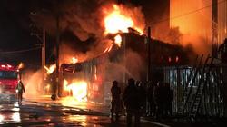 Hiện trường vụ cháy thảm khốc, 6 người Việt chết thảm ở Đài Loan