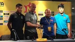 HLV Park Hang-seo nói gì trước cuộc đối đầu U23 Thái Lan?
