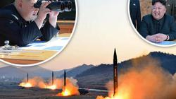 Tin Thế giới: Triều Tiên bắn 117 tên lửa, Kim Jong Un là ai?