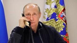 Putin- Trump bàn riêng về tình hình nóng Triều Tiên