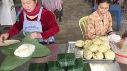 Làng nghề chia sẻ bí quyết độc để bánh chưng Bờ Đậu ngon nức tiếng