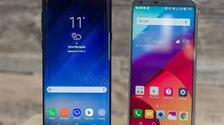 """Samsung và LG sẽ """"trình làng"""" sản phẩm mới vào sự kiện CES 2018"""