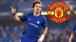 """Chuyển nhượng bóng đá (18.12): Chelsea """"thề"""" không bán Luiz cho M.U"""