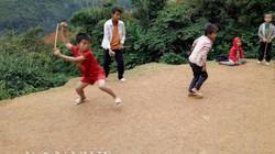 Clip: Đã mắt xem trẻ em vùng cao chơi Tù lu dịp tết Mông