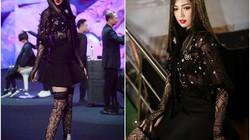 """Khó nhận ra """"bạn gái Noo Phước Thịnh"""" với trang phục đứng tuổi"""