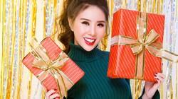 HH Văn hóa Thế giới Ngọc Trâm ngọt ngào trong bộ ảnh đón Giáng sinh