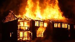 Hỏa hoạn bất ngờ, người đàn ông bị tai biến chết tức tưởi
