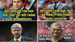 ẢNH CHẾ HÔM NAY (21.12): Mourinho đổ lỗi, Barca ăn mừng vì Ronaldo