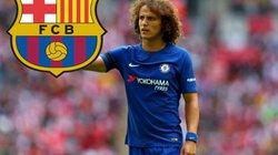 Chuyển nhượng bóng đá (22.12): Luiz hết đường sang Barca, Man City sắp đón tân binh