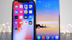 iPhone X 2018 sẽ có lợi thế vượt trội so với điện thoại Android