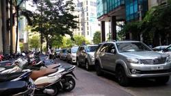 Dừng thực hiện nhiều dự án xây dựng bãi giữ xe ở trung tâm TP.HCM