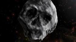 Hành tinh hình giống đầu lâu sắp bay đến Trái Đất