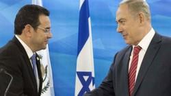 Nước đầu tiên tiếp bước Mỹ chuyển đại sứ quán về Jerusalem