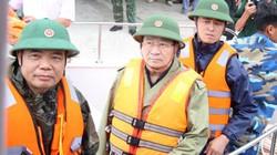Phó Thủ tướng: Bão số 16 không trực tiếp vào đất liền nhưng không thể chủ quan